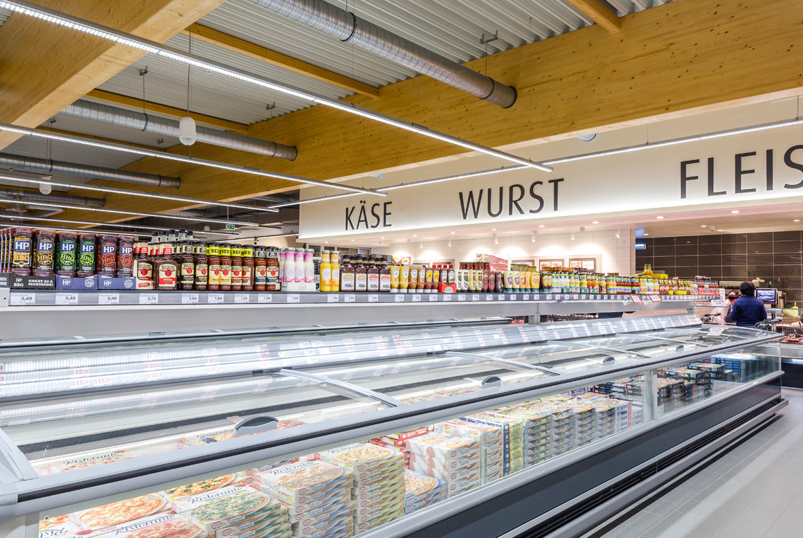 "Dierken Bau in Goldenstedt - Bauprojekt ""Edeka in Goldenstedt"""